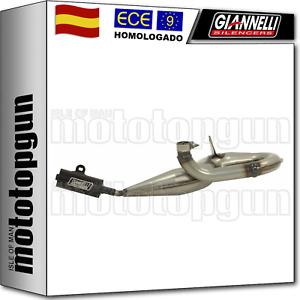 GIANNELLI SILENCIOSO COMPLETO RACE LML STAR 125 2T
