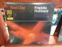Freddie Hubbard Red Clay LP NEW 180g vinyl [Herbie Hancock Joe Henderson]