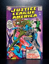 COMICS: Justice League of America #49 (1966), 1st Abaddon/Boreas/Cernunnos app