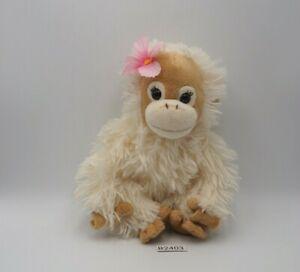 "Baby Coco & Natsu B2403 Orangutan Nakajima Beanie 2008 Plush 7"" Toy Doll Japan"