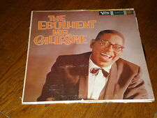 Dizzy Gillespie LP The Ebullient Mr Gillespie AUTOGRAPHED