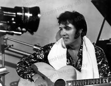 8x10 Print Elvis Presley Studio Session #EPPG