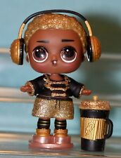 LOL SURPRISE DOLL BOYS SERIES RARE KING BEE *NEW* RESEALED