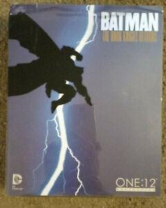 BATMAN ONE:12 COLLECTIVE DARK KNIGHT RETURNS FIGURE MEZCO FRANK MILLER DC