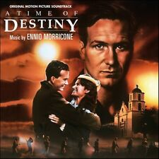A TIME OF DESTINY - COMPLETE SCORE - LIMITED 1000 - ENNIO MORRICONE