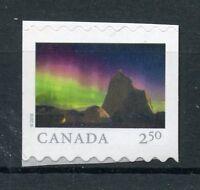 Canada 2018 MNH Arctic Bay 1v S/A Coil Set Tourism & Landscapes Nature Stamps