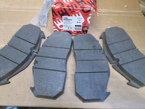 MERCEDES TOURISMO &MERTIOR INTEGRO  FRONT OR REAR BRAKE DISC PADS TRW 5000