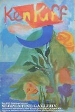 Original Poster Ken Kiff 1986