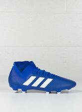 (tg. 44 Eu) adidas Nemeziz 18.3 FG Scarpe da Calcio Uomo Blu Ftwbla/fooblu 001