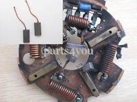 Rover 75  MG ZT radiator fan 3 speed motor repair brushes.