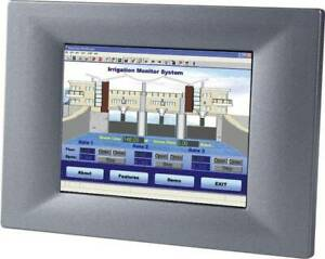 Windows CE Panel PC Touch-Screen HMI Displays