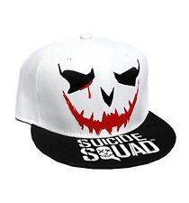 Suicide Squad Joker Smile Casquette Réglable