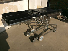 MAQUET OP-Tisch Operating table fahrbar mit Lafette  Modell 1120.22A0