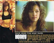 HONEY - 2003 - original 11x14 Lobby Card #1 - JESSICA ALBA - GORGEOUS!!!