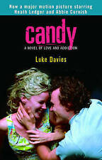 Candy: A Novel of Love and Addiction-ExLibrary