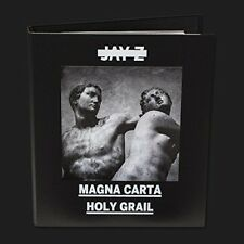 Magna Carta Holy Grail By JAY-Z 7'' Vinyl Binder Set LTD Numbered 2015 NEW