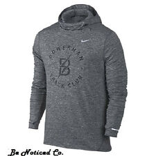 Nike Energy Element BTC Pullover Men's Running Hoodie XL Gray Gym Training New