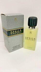 DESIGN FOR MEN BY PAUL SEBASTIAN 3.4 OZ COLOGNE SPRAY FOR MEN NEW IN BOX