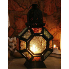 Moroccan Style Candle Holders Tea Light Candlesticks Room Table Decor Stand