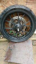 Aprilia Rs4 50 Front Wheel (complete)