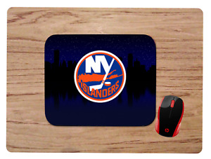 NEW YORK ISLANDERS MOUSEPAD MOUSE PAD HOME OFFICE GIFT NHL