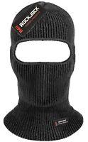 BALACLAVA BLACK MASK WINTER SAS STYLE ARMY SKI NECK 1 HOLE