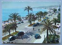 Nice Promenade des Anglais Postcard (P221)