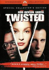 Twisted ~ Andy Garcia  Ashley Judd ~ Special Collector's Edition DVD FREE Shipp