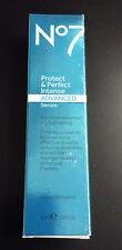 Boots No7 Protect & Perfect Intense Advanced Anti Aging Serum Tube, 1 oz # 8914