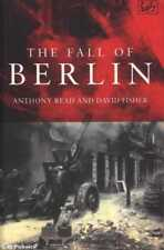 Anthony / David Read & Fisher THE FALL OF BERLIN SC Book