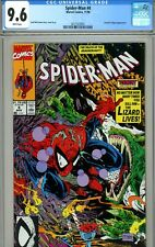 Spider-Man #4 CGC GRADED 9.6 - second highest graded - McFarlane story/cover/art