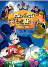 Tom and Jerry Meet Sherlock Holmes DVD. Only Watched Once. Great Condition!
