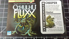CIZ CTHULHU FLUXX PROMO Creeper Hastur Unspeakable Card