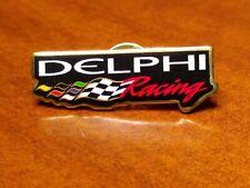 Delphi Racing Collector Sponsors Lapel / Hat Pin Indianapolis 500