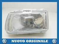 Front Headlight Left Front Left Headlight Original VW Polo