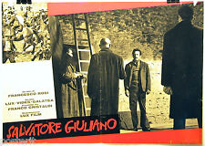 fotobusta originale SALVATORE GIULIANO Francesco Rosi 1961 #2