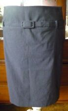 Portmans skirt size 8 work / dark grey