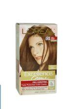 Excellence Creme Keratine #6rb Light Reddish Brown Warmer L'oreal Paris Unisex
