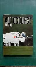 Autocourse Yearbook 1985-86
