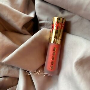 Buxom bare Minerals  Cherry Flip (red poppy 0.07oz) Full-On Lip Cream New mini