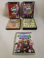 The Sims 2 - 4 PC Expansion Packs Bundle: SEASONS, TEEN STYLE, FREETIME,BUSINESS