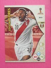 ADRENALYN XL CARD WC RUSSIA 2018 - N.260 FLORES PERU'