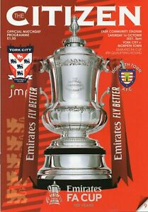 21/22 YORK CITY V MORPETH TOWN (1-1) (FA.CUP 4TH QUALIFYING ROUND)