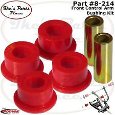 Prothane 8-214 Front Lower Control Arm Bushing Kit for 90-93 Honda Accord
