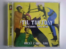 TIL TUESDAY AIMEE MANN VOICES CARRY LIVE ROX VOX RVCD1011 NEW WAVE SEALED