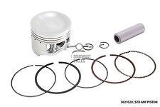 0.25mm oversize piston and ring kit for Honda Wave Innova ANF125