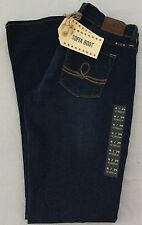 NWT Women's Lucky Brand Denim Cotton Jeans Sofia Boot 29 (8) X 32 MSRP $119