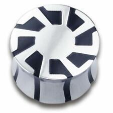 w/ Enamel Design Surgical Steel Plug
