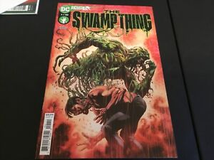 The Swamp Thing #1, Infinite Frontier, DC Comics 2021