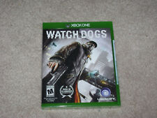 WATCH DOGS...XBOX ONE...***SEALED***BRAND NEW***!!!!!!!